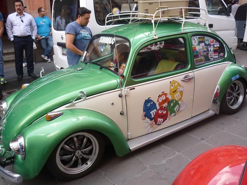 vocho-verde-vintage