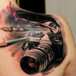 Tatuajes En 3d La Nueva Moda Ciudad Futura