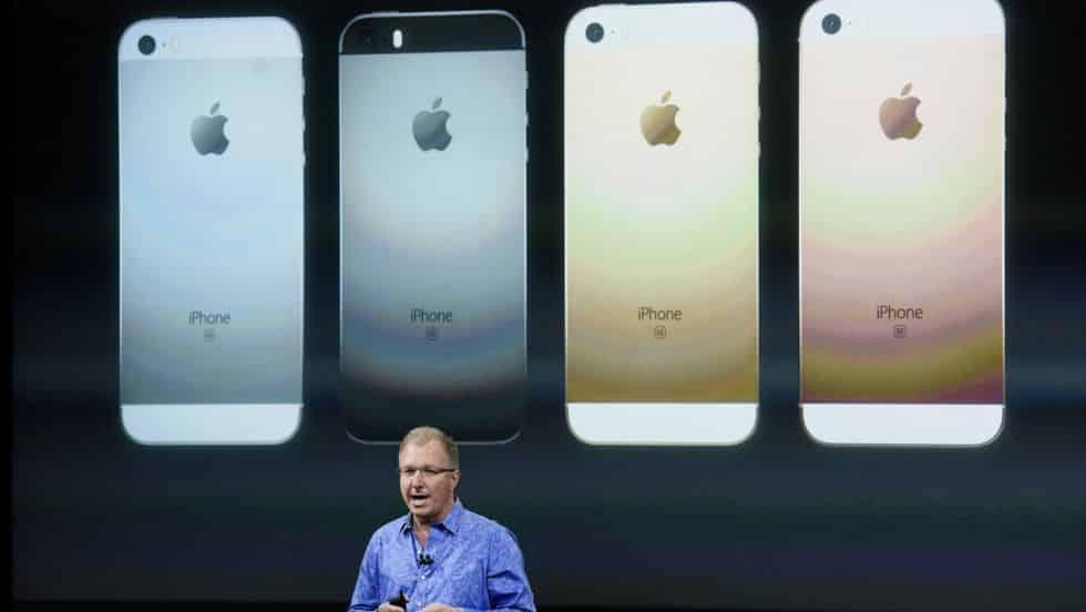 Apple dará a conocer nuevos modelos de celulares